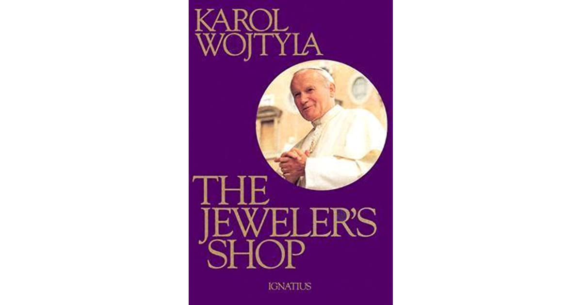 Marriage in the Jeweller's shop